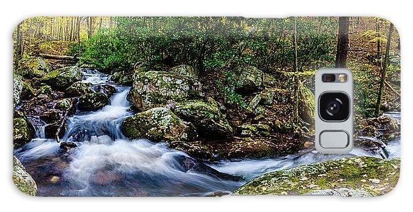 Mill Creek In Fall #4 Galaxy Case