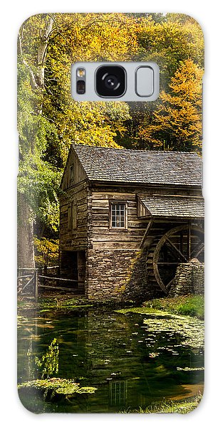Mill Pond Galaxy Case