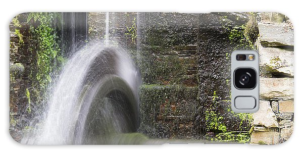 Mill Wheel Galaxy Case