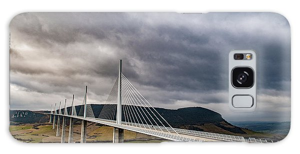 Millau Viaduct Galaxy Case