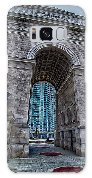 Millennium Gate Triumphal Arch At Atlantic Station In Midtown At Galaxy Case