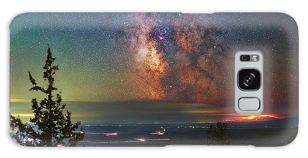 Milli Fire Galaxy Case