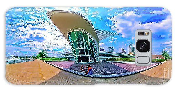 Milwaukee Art Museum   Galaxy Case