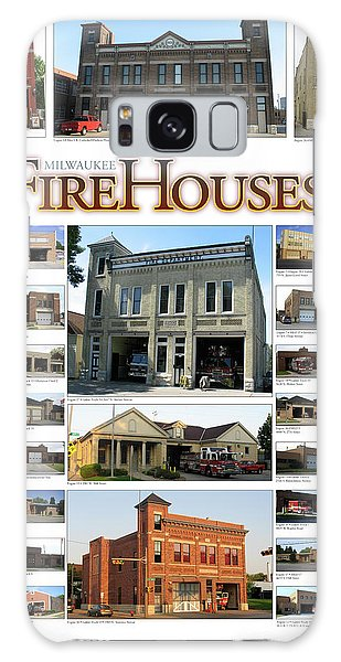 Milwaukee Fire Houses Galaxy Case