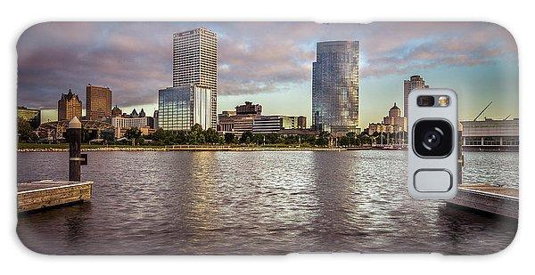 Milwaukee Skyline Galaxy Case