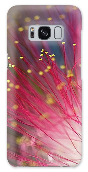 Mimosa Bloom Galaxy Case