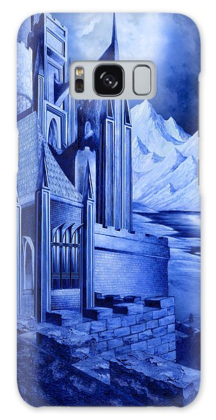 Minas Tirith Galaxy Case