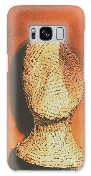 Language Galaxy Case - Mind Of A Philosopher by Jorgo Photography - Wall Art Gallery