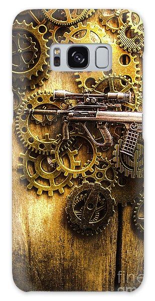 Warfare Galaxy Case - Miniature Steyr Aug A1 by Jorgo Photography - Wall Art Gallery