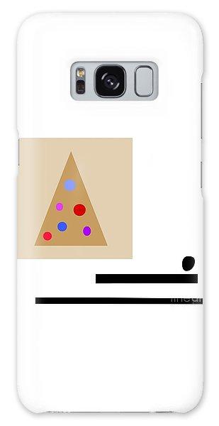 Minimalistic Christmas Galaxy Case