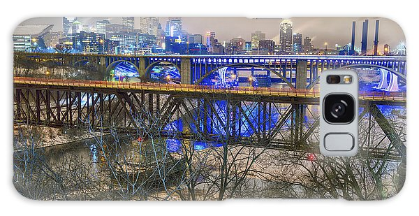 University Of Minnesota Galaxy S8 Case - Minneapolis Bridges by Craig Voth