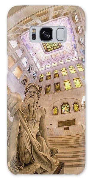 Minneapolis City Hall Rotunda, Father Of Waters Galaxy Case