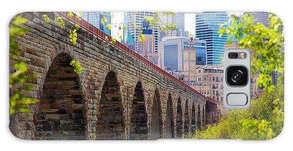 Minneapolis Stone Arch Bridge Photography Seminar Galaxy Case