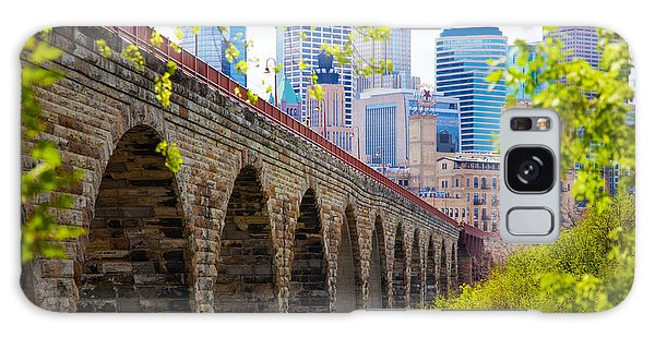 Minneapolis Stone Arch Bridge Photography Seminar Galaxy Case