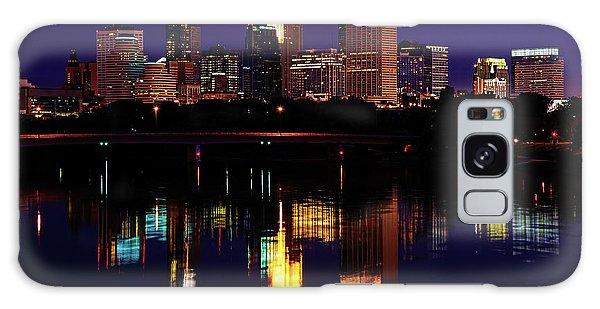 Minneapolis Twilight Galaxy Case