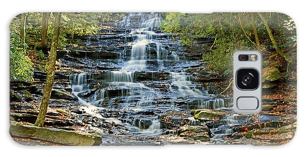 Minnehaha Falls Galaxy Case