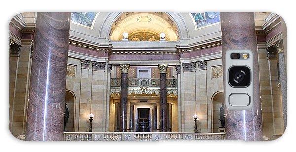 Minnesota House Doors Galaxy Case