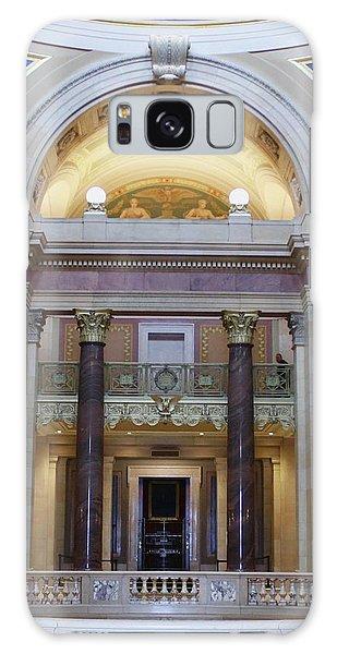Minnesota House  Galaxy Case