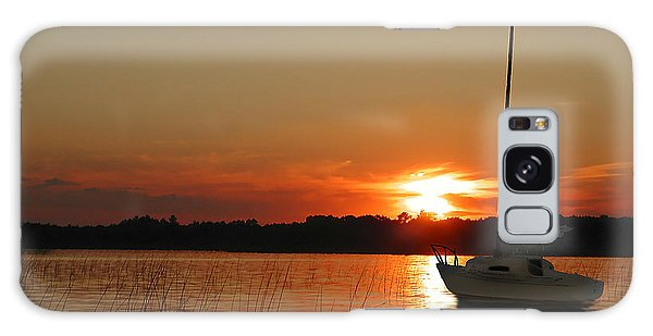 Minnesota Sunset II Galaxy Case