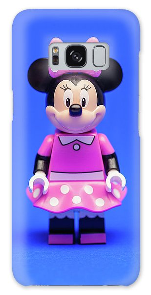 Mice Galaxy S8 Case - Minnie Mouse by Samuel Whitton