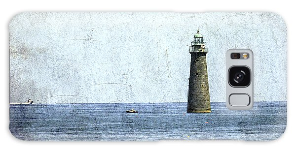 Minot Ledge Light Galaxy Case