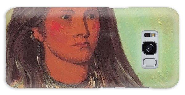 Mint A Mandan Girl 1832 Galaxy Case