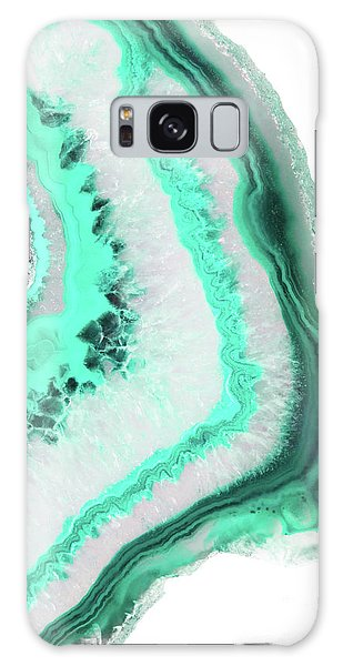 Mint Agate Galaxy Case