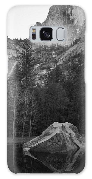 Mirror Lake Rock Galaxy Case