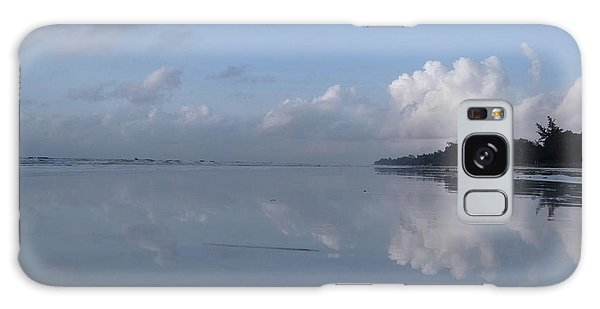 Mirror Ocean Water Galaxy Case