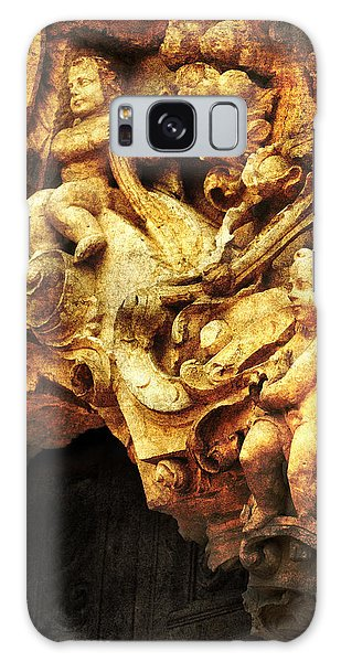 Mission Cherubs Galaxy Case