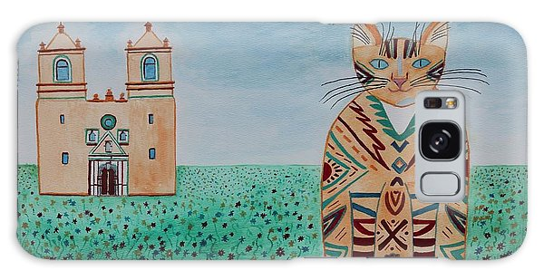 Mission Concepcion Cat Galaxy Case