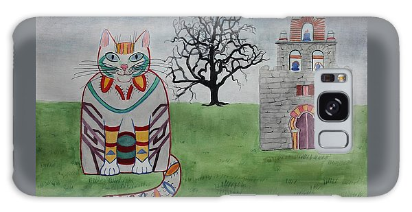 Mission Espada Cat Galaxy Case