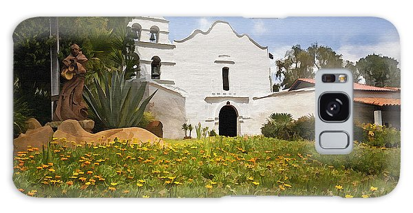 Mission San Diego De Alcala Galaxy Case