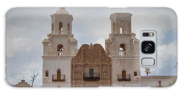 Mission San Xavier Del Bac Galaxy Case