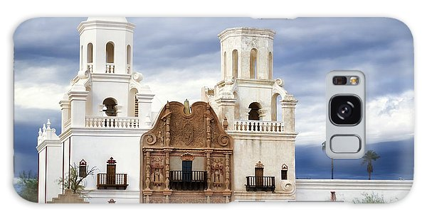 Mission San Xavier Del Bac Galaxy Case by Donna Greene