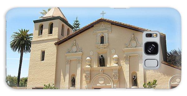 Mission Santa Clara Galaxy Case