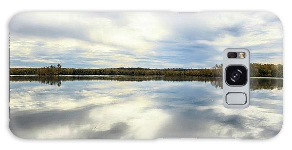 Mississippi River Panorama Galaxy Case by Joni Eskridge