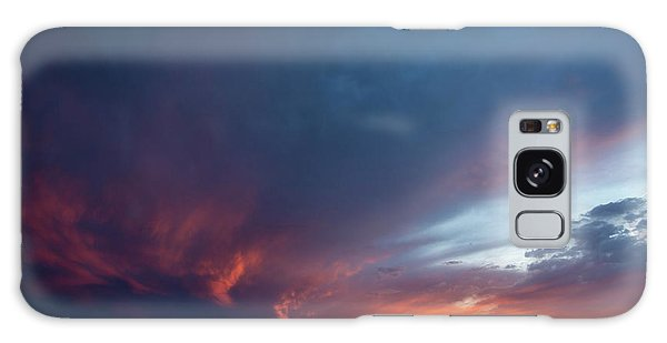 Galaxy Case featuring the photograph Missouri Sunset by Matthew Chapman