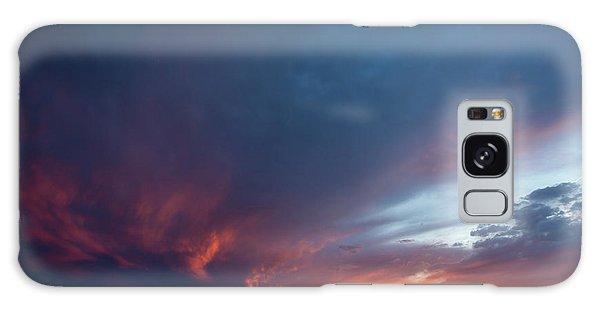 Missouri Sunset Galaxy Case