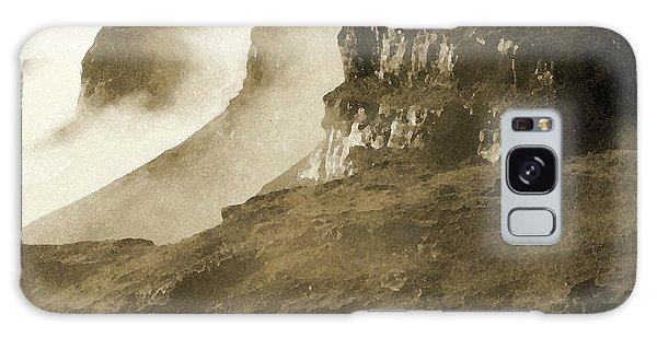 Mist In Lesotho Galaxy Case