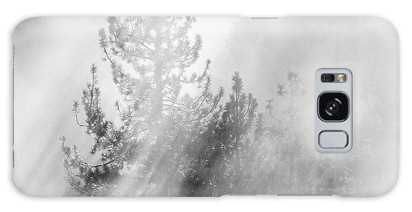Mist Shadows Galaxy Case