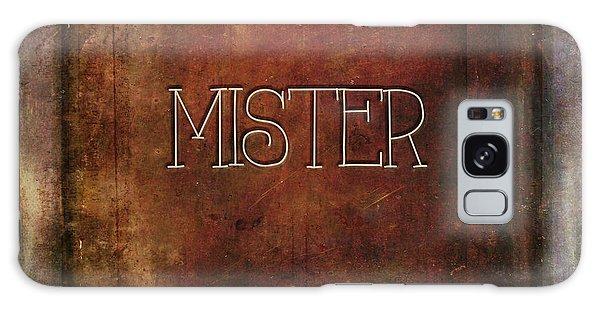 Mister Galaxy Case by Bonnie Bruno