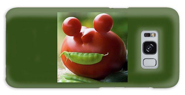 Mister Tomato Galaxy Case