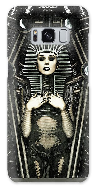 Mistress Of The House Galaxy Case