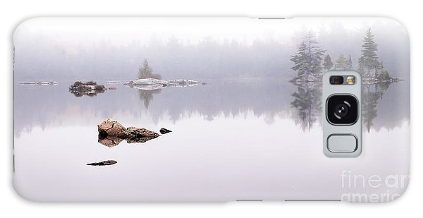Misty Algonquin Morning Galaxy Case