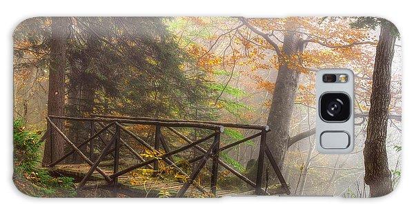 Misty Forest Galaxy Case