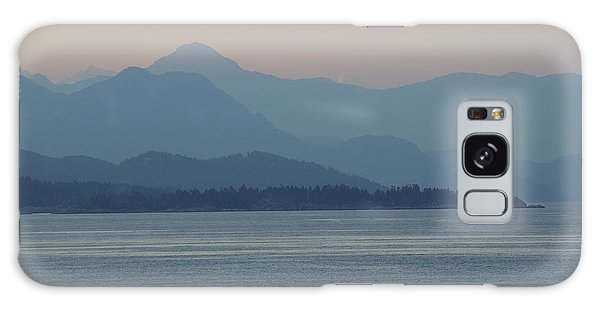 Misty Hills On The Strait Galaxy Case