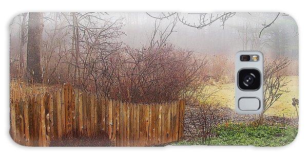 Misty Morn Galaxy Case by Betsy Zimmerli