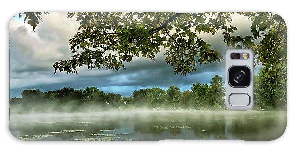 Misty Morn Galaxy Case