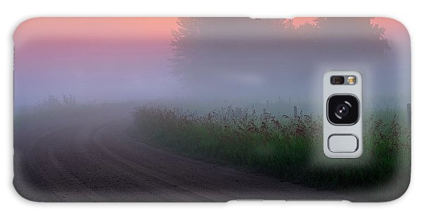 Misty Mornings Galaxy Case